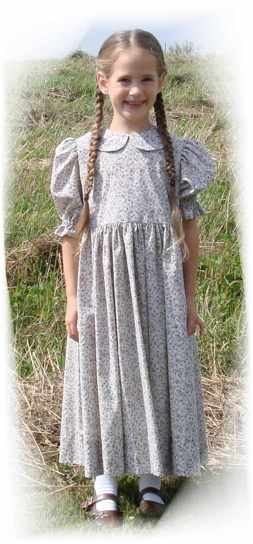 Girls Old Fashioned Dresses Fashion Today